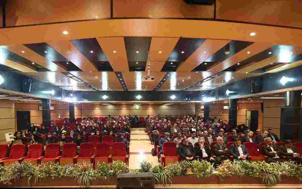 حضور کارگروه برنامه ریزی واحد علوم پزشکی تهران در گردهمایی مدیران و کارشناسان برنامه ریزی جهاددانشگاهی