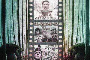 نشست تخصصی نقد و بررسی اسکندر در سیمای سینمای جهان