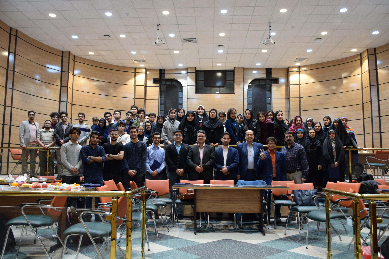 برگزاری مجمع سالانه کانون های دانشجویی جهاد دانشگاهی علوم پزشکی تهران