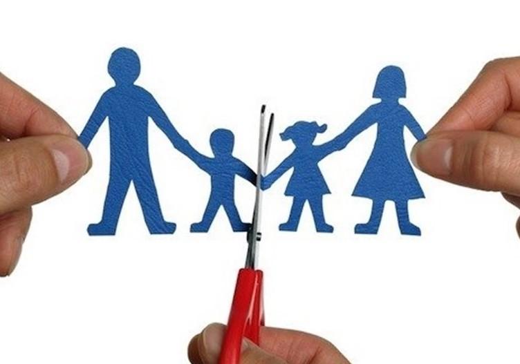 تاثیر طلاق بر روان کودکان
