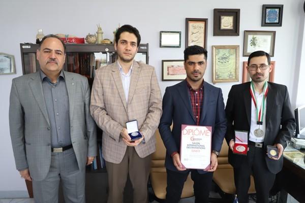 افتخاری دیگر توسط دانشجویان دانشگاه علوم پزشکی تهران