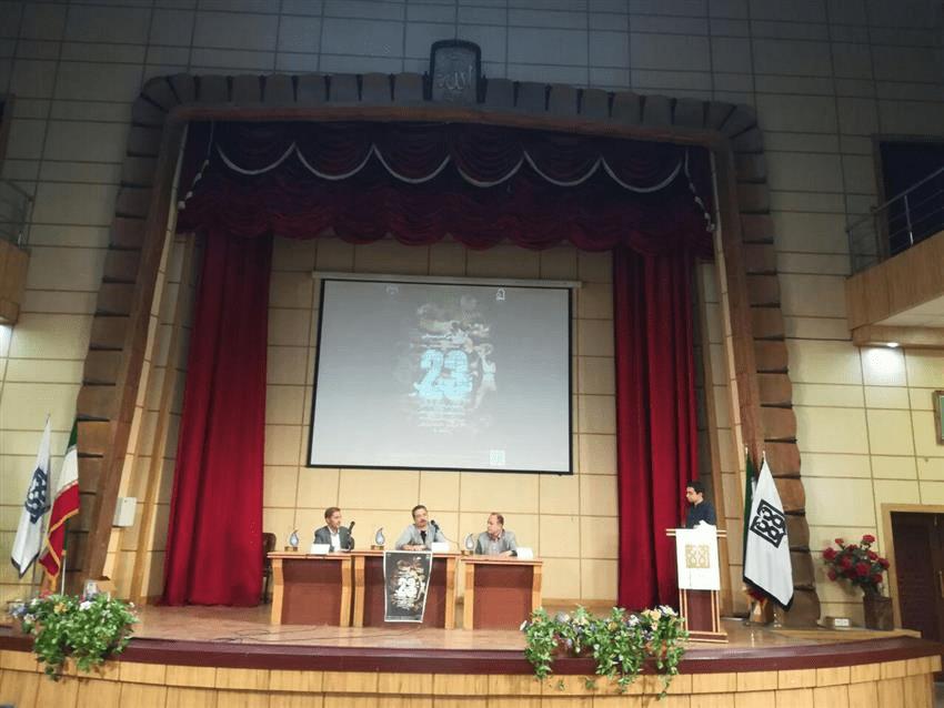 """همایش مقاومت، ایثار و پیروزی با محوریت کتاب """" آن ۲۳ نفر"""" در دانشکده پزشکی دانشگاه علوم پزشکی تهران"""