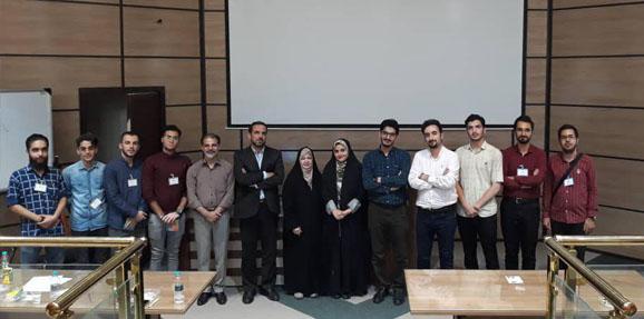 مسابقه نهایی مرحله دانشگاهی هشتمین دوره مسابقات ملی مناظره دانشجویان ایران دانشجویان دانشگاه علوم پزشکی تهران