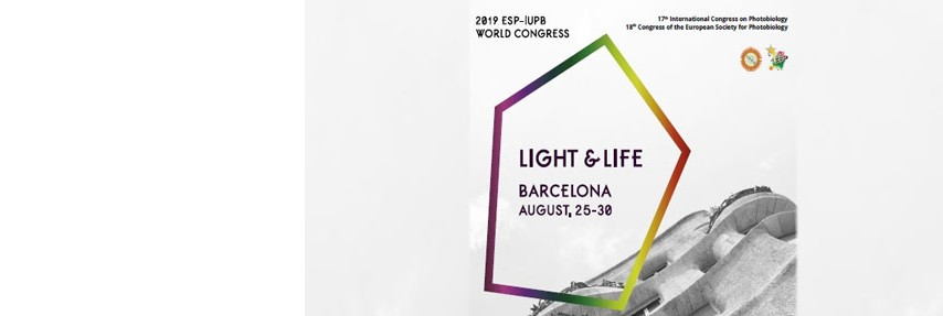 کسب عنوان فلوشیپ کنگره جهانی نور و زندگی 2019 از طرف انجمن فتوبیولوژی اروپا