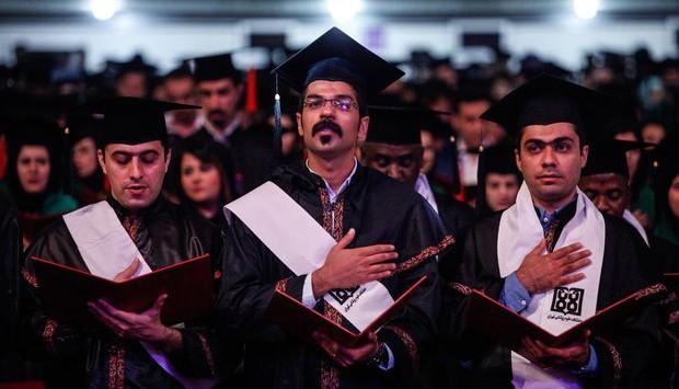 مراسم فارغ التحصیلی دانش آموختگان گروه روانپزشکی دانشگاه علوم پزشکی تهران برگزارمی شود