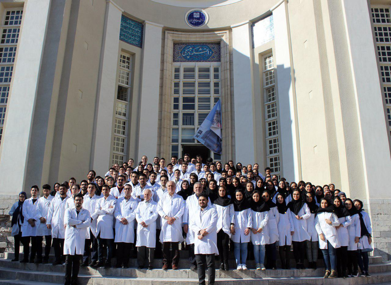 جشن روپوش سفید ویژه دانشجویان پزشکی ورودی ۹۴ برگزار می شود
