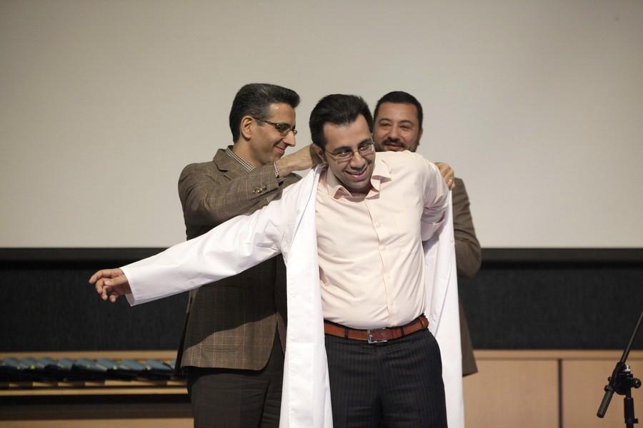 همایش روپوش سفید ویژه نو دانشجویان دانشکده پزشکی برگزار می شود