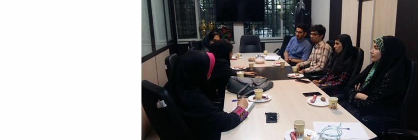 نخستین نشست هماندیشی دبیران کانونهای سازمان دانشجویان جهاد دانشگاهی د رترم جدید برگزار شد.