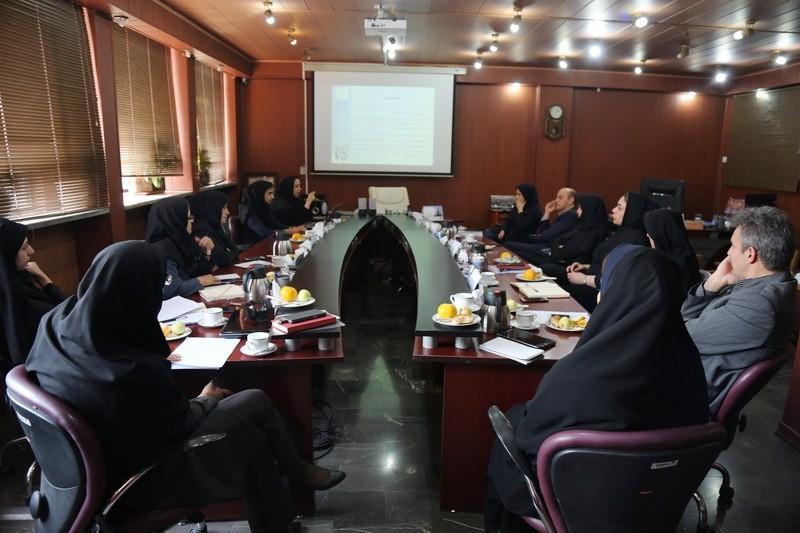 شاخص های آماری در معاونت غذا و داروی دانشگاه علوم پزشکی تهران مورد بررسی قرارگرفت