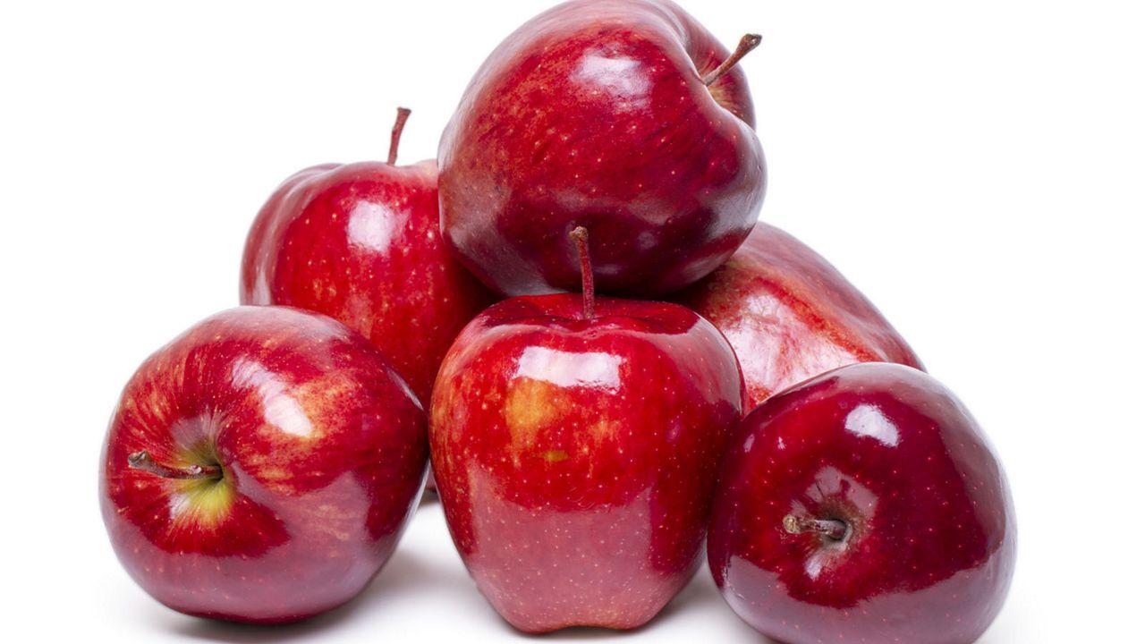 محققان دانشگاه ریدینگ انگلیس:با مصرف روزانه دو سیب با کلسترول خداحافظی کنید