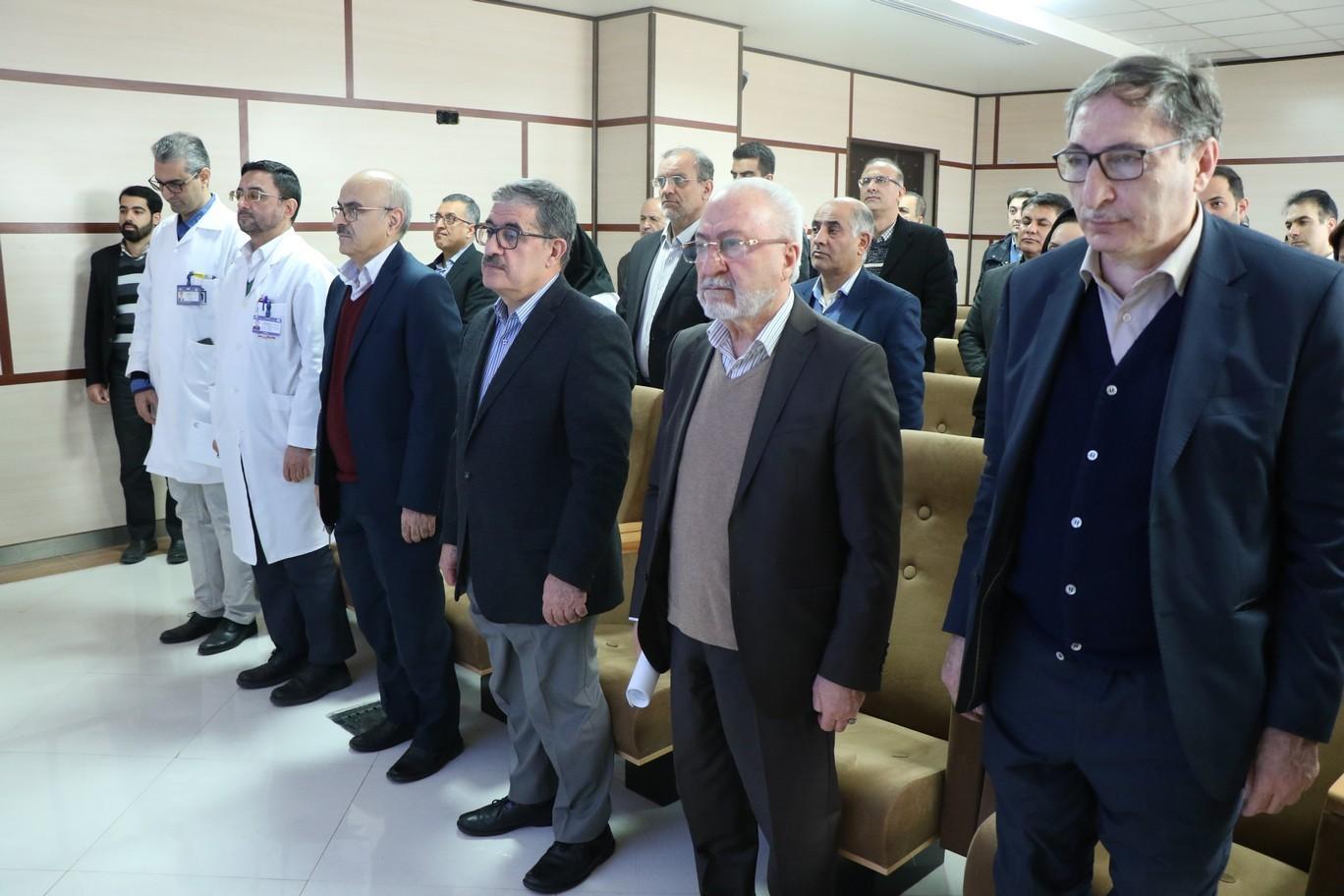 افتتاح سیستم PET-CT در مرکز پزشکی هسته ای مجتمع بیمارستانی امام خمینی (ره)