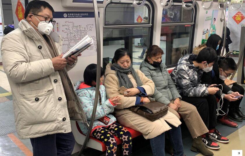 مقامات کشور چین تایید کردند: ویروس ناشناخته چینی مسری است