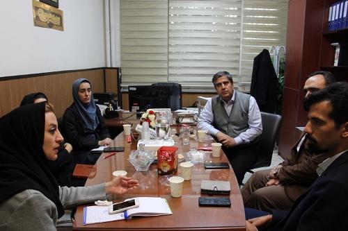 جلسه نوبت دهی و سیستم پذیرش 24 در مرکز طبی کودکان برگزارشد