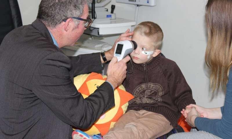 تشخیص سریع اوتیسم با اسکن چشم