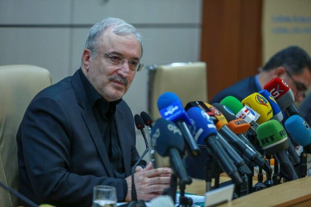 وزیر بهداشت: «قم» همچنان کانون کرونا در ایران است