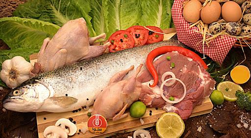 تاثیر مصرف گوشت، مرغ و ماهی بر روی بیماریهای قلبی عروقی