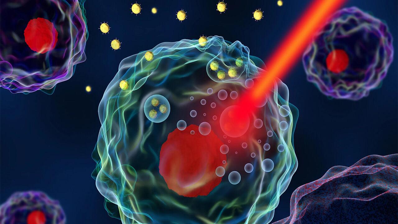 تشخیص زودهنگام سرطان با نانو ذرات طلا میسر شد