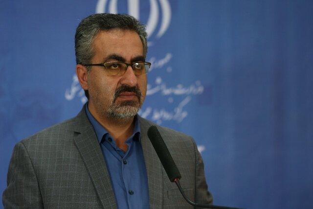 آخرین آمار کرونا در ایران/ ۸۰۲ ابتلا و ۶۵ فوتی جدید/ بیش از ۷۷ هزار نفر بهبود یافتند