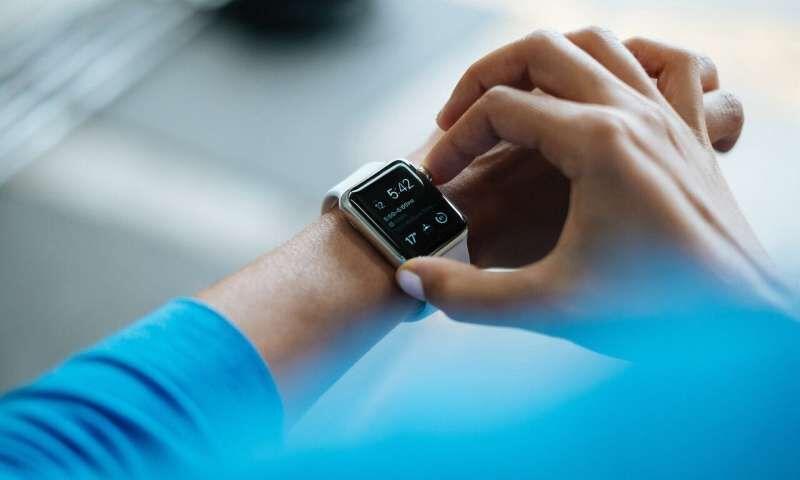 تشخیص عفونت ویروسی با استفاده از ساعت هوشمند
