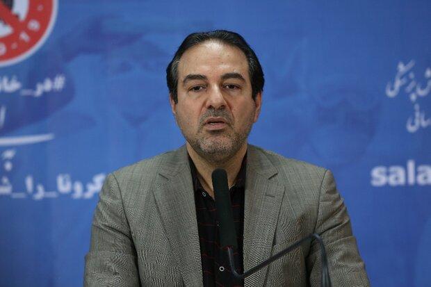 غربالگری بیش از ۷۰ میلیون نفر در ایران برای مقابله با کرونا