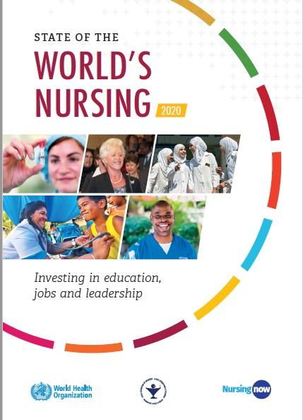 تجلیل سازمان جهانی بهداشت از عملکرد پرستاران در روز جهانی بهداشت (World Health Day)