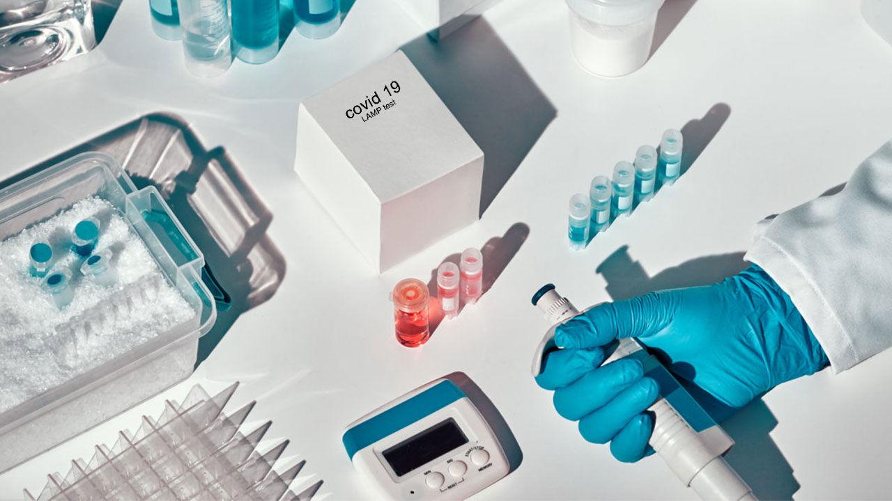 تجاریسازی کیت استخراج RNA از نمونه بزاق یا مخاط بینی بیمار