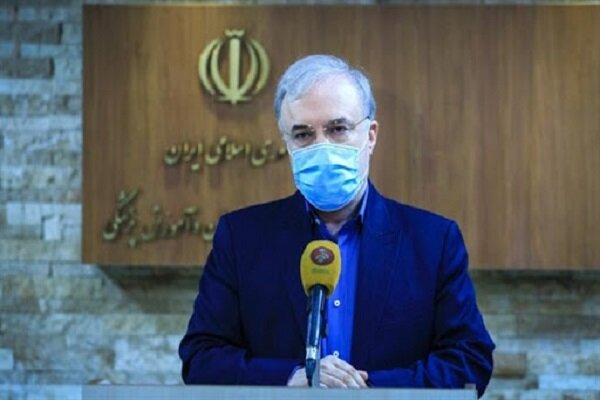 وزیر بهداشت: نگرانم که با بی توجهیها، شاهد موج جدیدی از بیماری باشیم