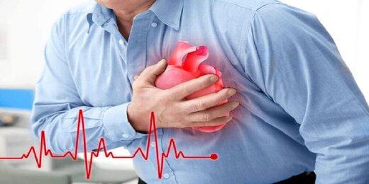 ارتباط گُرگرفتگی و تعریق با افزایش ریسک بیماری قلبی عروقی