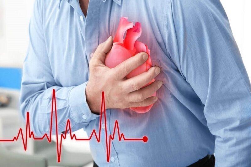 تاثیر چاقی همسران بر بیماری قلبی مردان
