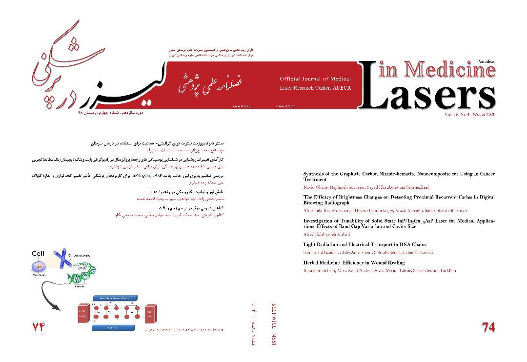 دعوت فصلنامه علمی- پژوهشی لیزر در پزشکی برای دریافت مقالات نوین و مستند علمی