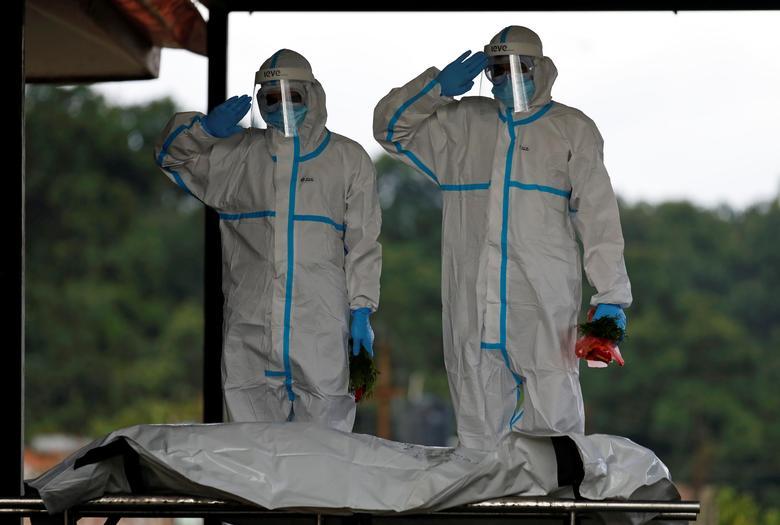 تعداد قربانیان ویروس کرونا در جهان از یک میلیون نفر گذشت