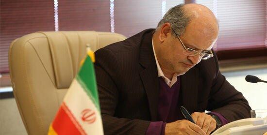 زالی خواستار تعطیلی یک هفتهای تهران شد